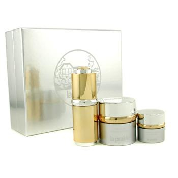Подарочный набор Luminous Power of Gold: концентрат Pure Gold + крем + крем для глаз 3шт.