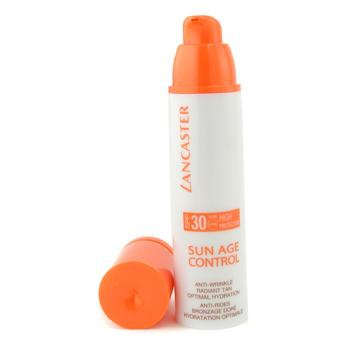 Sun Age Control Anti-Wrinkle Radiant Tan Optimal Hydration SPF 30 High Protection