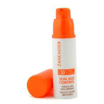 Средство против морщин для глаз и губ с фактором SPF 30  Sun Age Control - высокая защита 15мл./0.5oz