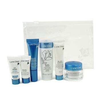 Blanc Expert Ultimate Travel Set: Lotion + Emulsion + Night Cream + Eye Serum + Spot Eraser + UV Expert