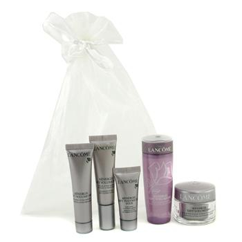 Renergie Lift Volumetry Travel Set: Beauty Lotion + Cream + Emulsion + Serum + Eye Cream