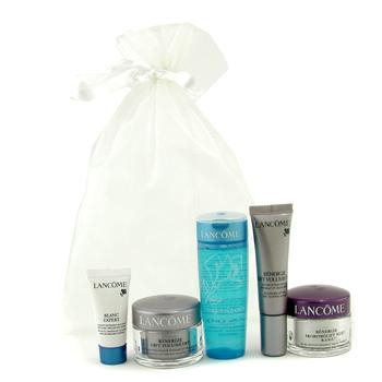 Travel Set: Hydrating Toner + Shaping Cream + Shaping Serum + Overnight Firming Cream + Eye Serum