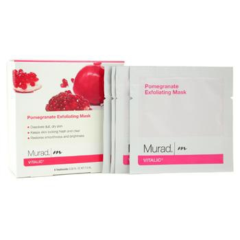 Отшелушивающая маска Pomegranate Exfoliating