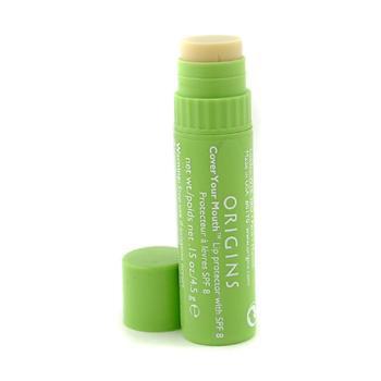 Защитное средство для губ с фактором SPF 8 Cover Your Mouth 4.5г./0.15oz