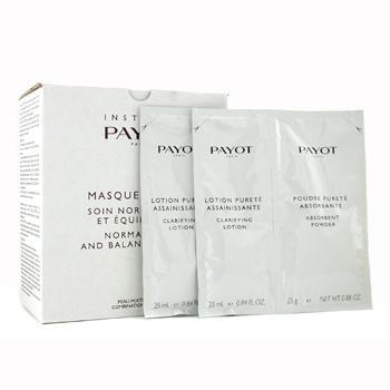 Стабилизирующая и восстанавливающая маска - Для жирной кожи ( салонная упаковка ) 10sets