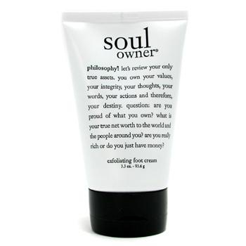 Soul Owner Overnight Exfoliating Foot Cream