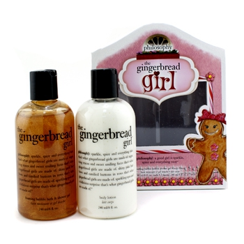 Набор The Gingerbread Girl  гель для душа 240мл + лосьон для тела 240мл 2шт.