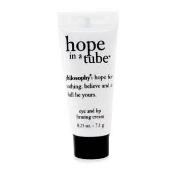 Hope In a Tube - укрепляющий крем для глаз и губ 7.1г./0.25oz