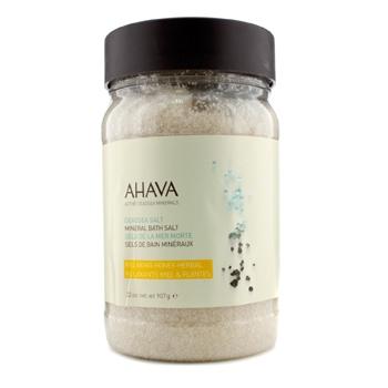 Ahava Deadsea Salt Relaxing Honey-Herbal Dead Sea Bath Salt