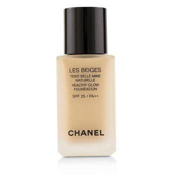 chanel les beiges healthy glow foundation sverige