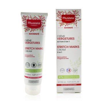 Mustela Maternite 3 In 1 Stretch Marks Cream Fragrance Free Buy