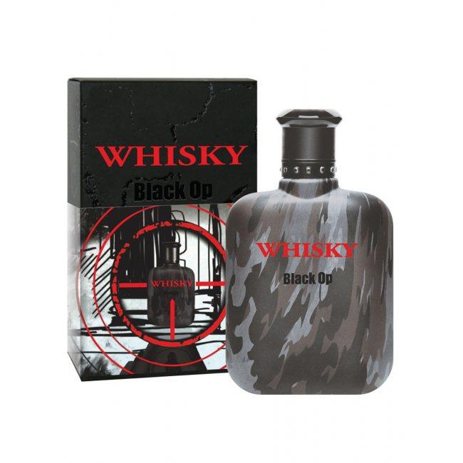 EVAFLOR Туалетная вода Whisky Black Op, 100мл # прозрачный # прозрачный купить косметику от EVAFLOR - Профессиональная косметика и парфюмерия Cosmostore.ru