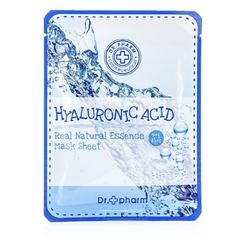 Real Natural Essence Mask - Hyaluronic Acid