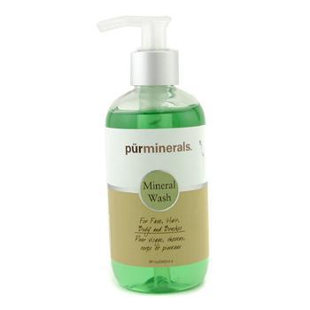 Минеральное средство для мытья лица, волос, тела и щеток Pur Minerals 240мл./8oz