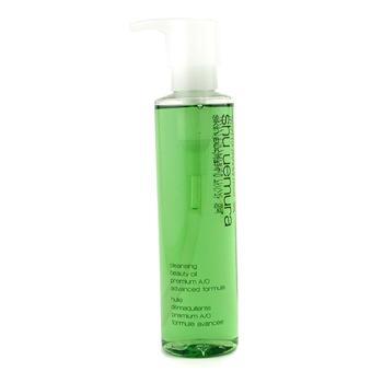 Очищающее масло-премиум  - Новая формула Shu Uemura Cleansing Beauty Oil Premium A/O - Advanced Formula 150мл./5oz