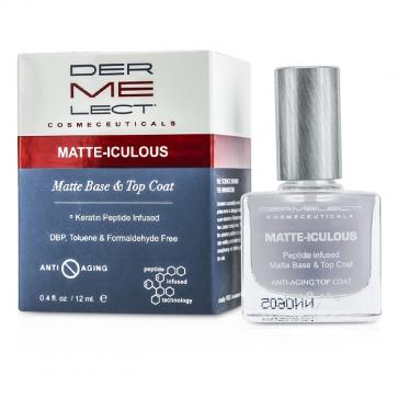 Matte Iculous Matte Base & Top Coat