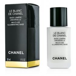 Le Blanc De Chanel Универсальная Осветляющая База