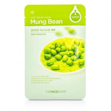 Real Nature Mask - Mung Bean (Clarifying)
