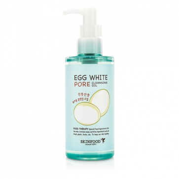 Egg White Pore Cleansing Oil