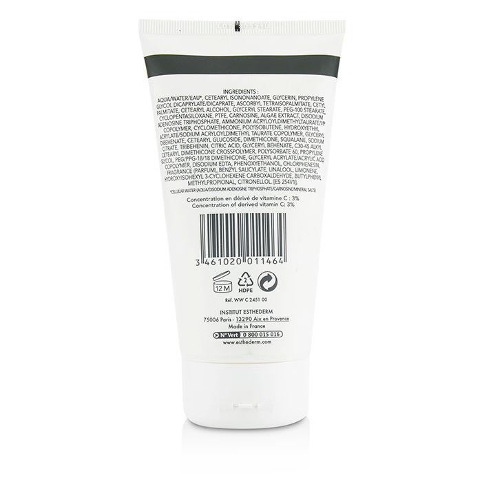 Intensif Vitamine C Concentrated Formula Cream (Salon Size) 5.1oz Mad Hippie Face Cream, 1.02 oz & Vitamin C Serum, 1.02 oz Set