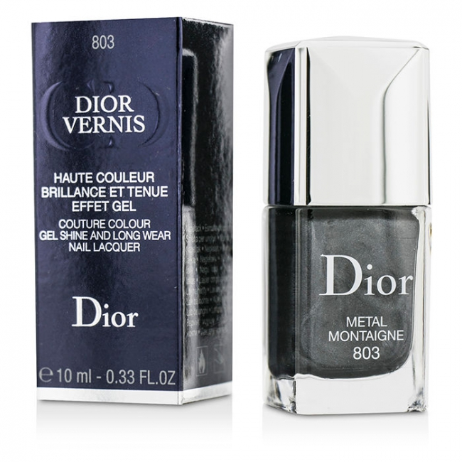 Dior Vernis Couture Colour Gel Shine & Long Wear Nail Lacquer ...