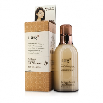 Red Ginseng Energizing Hair Oil Essence