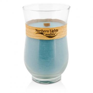 Woodland Natural Wick Candle - Aqua Jasmine
