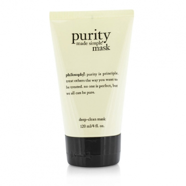 Purity Made Simple Mask Deep-Clean Mask