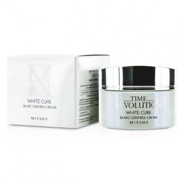 Time Revolution White Cure Blanc Control Cream