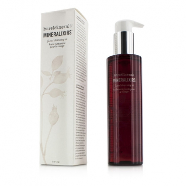 Bare Minerals Mineralixirs Facial Cleansing Oil