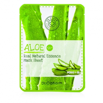Real Natural Essence Mask - Aloe