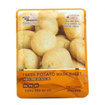 Mask Sheet - Fresh Potato