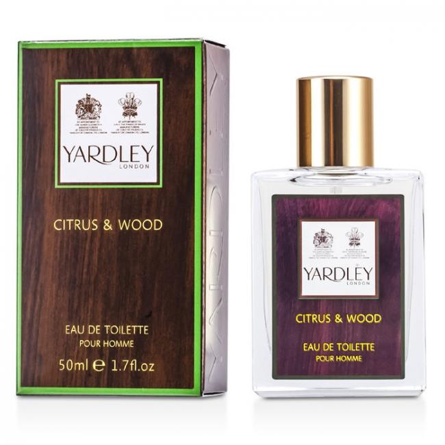 Eau De Toilette Citrus.Yardley Citrus Wood Eau De Toilette Spray