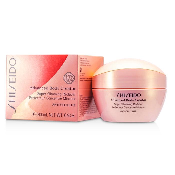 shiseido антицеллюлитный гель крем для похудения отзывы