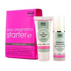 Your Pregnancy Starter Kit: The Tummy Rub Butter 30ml + Pregnancy Boob Tube 30ml