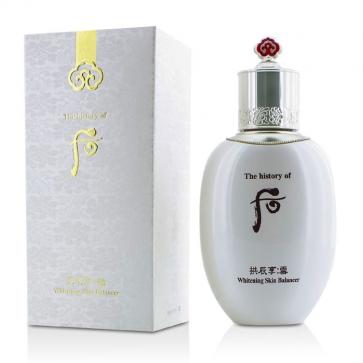 Gongjinhyang Seol Whitening Skin Balancer