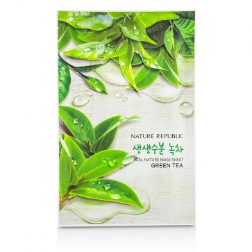 Real Nature Mask Sheet - Green Tea
