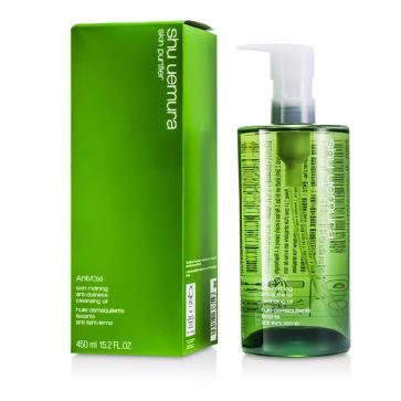 Shu Uemura Очищающее масло Anti/Oxi против тусклости кожи 450ml/15 2oz