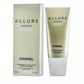 Allure Homme Edition Blanche Anti-Shine Moisturizing After Shave Cream (Made in USA)