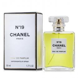 No.19 Eau De Parfum Spray-Cristal Bottle