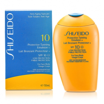 Protective Tanning Emulsion N SPF 10 (For Face & Body)