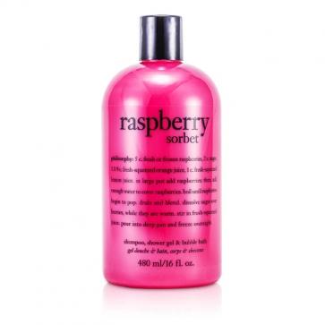 Raspberry Sorbet Shampoo, Bath & Shower Gel
