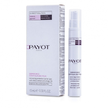 Dr Payot Solution Dermforce Contour Des Yeux - Recovering Protective Barrier Care