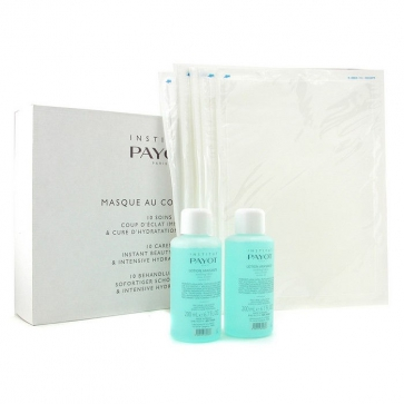 Masque Au Collagene Set: 2x Soothing Lotion 200ml + 10x Collagen Sheet (Salon Size)