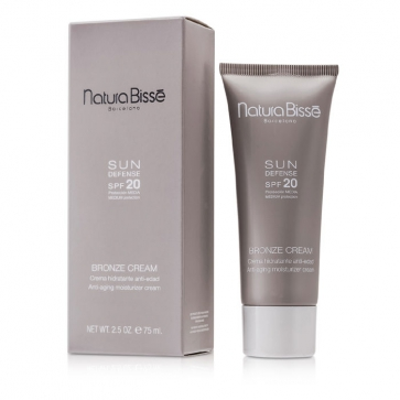 Sun Defense Bronze Cream SPF 20