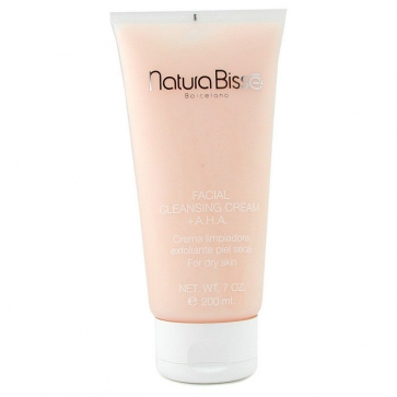 Facial Cleansing Cream + AHA (For Dry Skin)