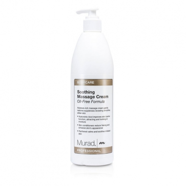 Soothing Massage Cream (Salon Size)