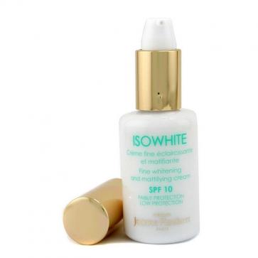 Isowhite - Fine Whitening & Mattifying Cream SPF10
