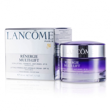Renergie Multi-Lift Lifting Firming Anti-Wrinkle Cream SPF 15 (For Dry Skin)
