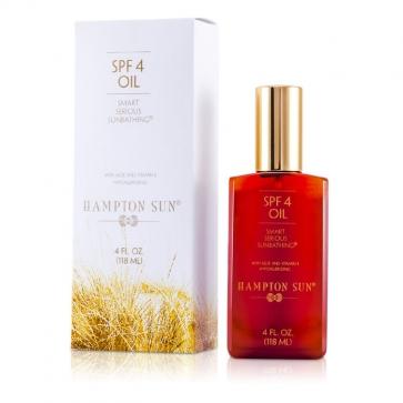 SPF 4 Sun Tanning Oil